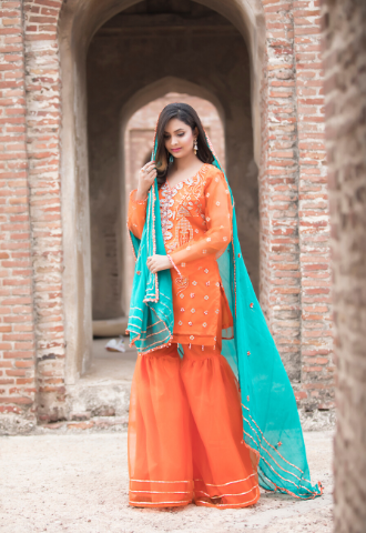 Ketifa Wedding '19 Orange Collection